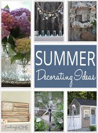 Small Picture Best 25 Summer decorating ideas on Pinterest Summer mantle