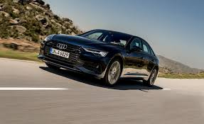 audi. Interesting Audi 2019 Audi A6 First Drive Redesigned From The Inside Out  Review Car And  Driver With A