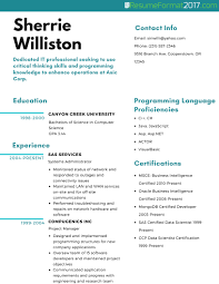 Proper Resume Format 2017 Proper Resume Format It Example Complete Meanwhile Sample 5