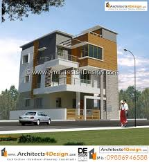 x house plans west facing by Architects x west facing    Sample x house plans west facing g  floors bhk duplex house plans   car