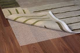 grip it ultra stop non slip rug pad for rugs on hard surface floors 2 by 8 feet natural souq uae