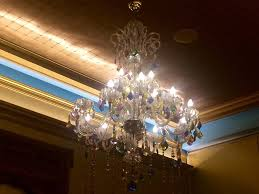 photo of yoga shanti new york ny united states chandeliers in main
