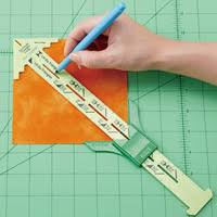 Quilt Rulers and Templates – Quilting rulers & NO HASSLE TRIANGLES GAUGE Adamdwight.com