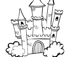 disney castle coloring pages s disney princess castle coloring pages