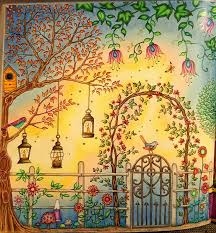 Small Picture Best 25 Secret garden coloring book ideas that you will like on