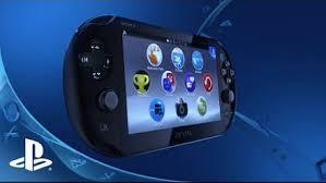PS Vita – PlayStation Vita Console