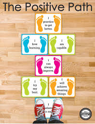 Positive Affirmations For Kids The Positive Path