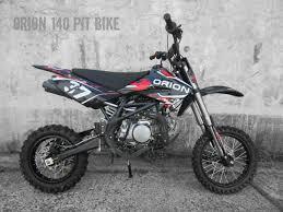 pit bike orion 140cc off road cross dirt pit bike crf 70 style