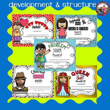 Writing Award Certificates For Kindergarten Opinion Writing By