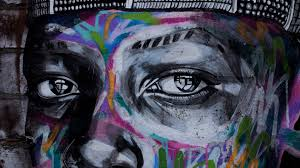 Download Wallpaper 1920x1080 Graffiti Eyes Art Street Art