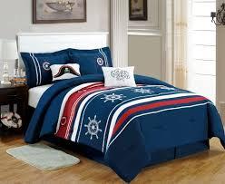 image of nautical bedding sets