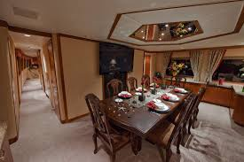 formal dining room sets the espresso high gloss dark brown long wooden table tradition design presenting
