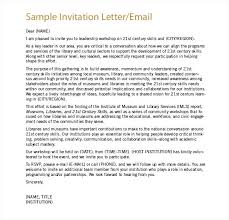 Email Event Invitation Template Ideas Of Letter Example For Team ...
