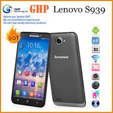 6 Zoll Lenovo S939 3G Smartphone ...