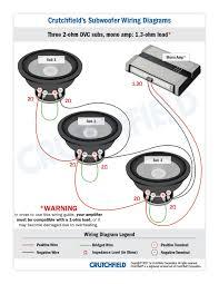 kicker l7 wiring diagram 1 ohm wiring diagram 2 Ohm Speaker Wiring at Kicker L7 15 2 Ohm Wiring Diagram