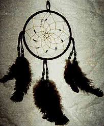 Cherokee Dream Catcher This a Cherokee made dream catcher another wellknown symbol of 3