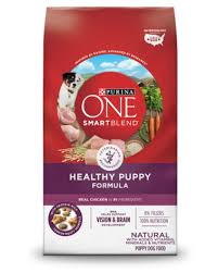 Purina Beneful Puppy Feeding Chart Purina One Smartblend Healthy Puppy Formula Premium Dog Food