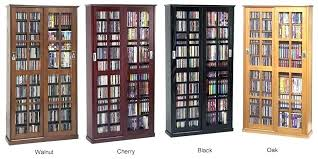 black storage cabinet black black storage cabinet for winsome wood cd dvd cabinet with glass doors antique walnut