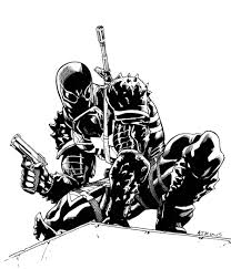 Small Picture Venom Flash Thompson version Robert Atkins Art
