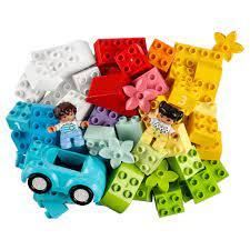 Bộ Đồ Chơi Lego 10913 Xếp Hình Cổ Điển 65 Chi Tiết 1 Tuổi
