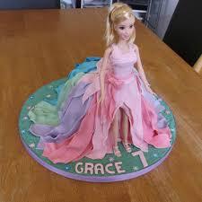 Barbie Doll Cake Pai Cakes