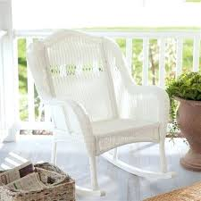 white resin wicker chairs 1 white wicker patio furniture home depot