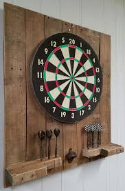 dart board height and distance how to