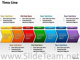 Powerpoint Smart Art Timeline - Tier.brianhenry.co