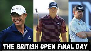 The British Open 2021 FINAL DAY - YouTube