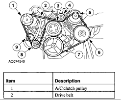need serpentine belt diagram for 2000 ford mustang