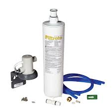com filtrete advanced under sink quick change water filtration system easy to install reduces 0 5 microns sediment and chlorine taste odor