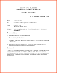 Example Of An Interoffice Memo 24 Interoffice Memo Card Authorization 20124 2