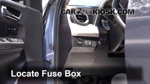 Fuse Interior Part 1 interior fuse box location 2013 2016 toyota rav4 2013 toyota on rav4 fuse box