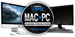 mac vs pc which is best for music production producerspot mac vs pc best for music production