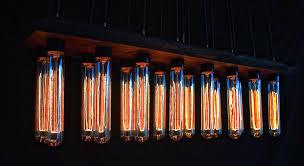 image of contemporary edison bulbs
