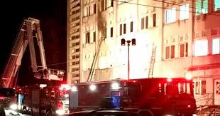 Pacienţii răniţi în incendiul de la Spitalul din Piatra Neamţ vor fi duşi la Spitalul mobil de la Lețcani | B1.ro