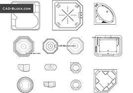 jacuzzi free cad file