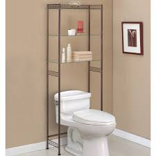 Over The Toilet Bathroom Shelves Bathroom Over The Tank Bathroom Space Saver Cabinet Toilet