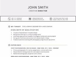 Targeted Resume Template Inspiration Targeted Resume Template For Word By Gemresume Teaching Resources