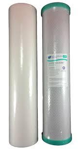 House Water Filter Whole House Water Filter Cartridges 5um 20x45 Big Blue Carbon