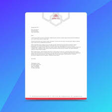 Professional Letterhead Templates Extraordinary Professional Business Letterhead Design Template Template For Free