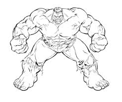 Small Picture Hulk Coloring Pages Virtrencom