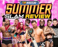 the john report wwe summerslam 2016 review