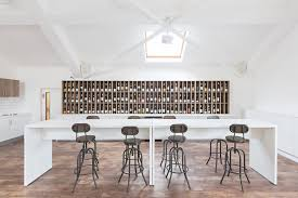 wine tasting room furniture. London Tasting Room With Wine Display, High Level Benches And Fitted Storage Cupboards. Furniture