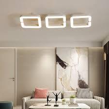 <b>Brown Modern Led</b> Ceiling Chandelier Lamp Lampara de techo ...