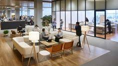 Image Airbnb Tokyo Uniqlo Is Rethinking Japanese Work Culturethrough Office Design Pinterest 98 Best Japanese Office Images Design Offices Enterprise