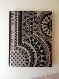 sketchbook with original sharpie design cover by macsheadesigns 22 00