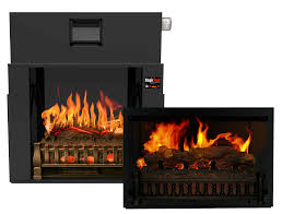 electric fireplaces front side fireplace log inserts direct vent natural gas heater logs for duraflame infrared
