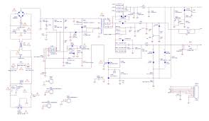 benq lcd g922hd main power supply schematic diagram electro help power supply schematic click on image to enlarge