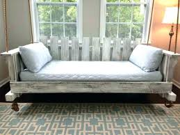 patio swing bed with canopy idea or image of the porch daybed canop